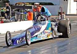 In 2005 Michelle was the Southern Bracket Racing Association Top Dragster Champion.