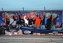 NHRA Mid South Nationals Super Comp victory for Luke Bogacki in Memphis, Tennessee