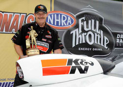Victory for Mike Edwards at NHRA SuperNationals in New Jersey