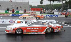 NHRA SuperNationals at Old Bridge Township Raceway Park