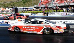 Mike Edwards' Penhall/Interstate Batteries/K&N Pontiac GXP