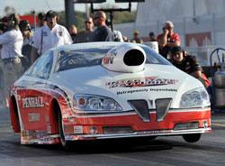 Mike Edwards' Penhall/Interstate Batteries/K&N Pontiac