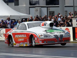 Mike Edwards' Penhall/K&N/Interstate Batteries Pontiac Grand Prix
