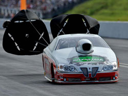 2009 NHRA Pro Stock Champion Mike Edwards