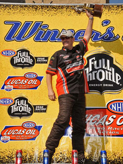 """Mike Edwards deemed """"King of the Mountain"""" at Bandimere Speedway"""