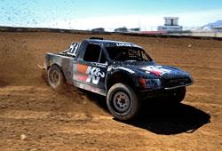 Lucas Oil Off Road Racing Series (LOORRS) Racer Mike Johnson