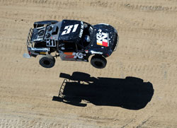 2008 Championship Off Road Racing Pro 2 Rookie of the Year Mike Johnson