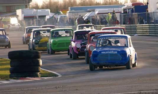 MDA Minicross Championship Circuit