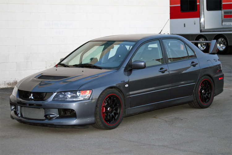 Add Estimated 146 Horsepower to 2006 Mitsubishi Lancer Evolution