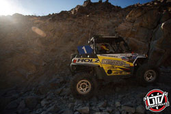 Many of the 2013 King of the Hammers competitors felt this year's race was the most technically demanding event yet.
