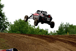 Mitchell DeJong and his crew experienced a stellar 2012 season in the Pro Buggy class of the Traxxas TORC Series