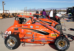 Michael Lewis and the Western Speed Ford Focus team competed at Tucson Raceway Park in Arizona. K&N supported Lewis and teammate Cody Gerhardt had a strong start to the New Year.