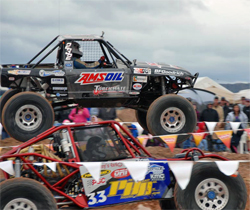 Xtreme Rock Racing Association XRRA second place win for Brad Lovell in Moab, Utah, photo by Jud Leslie