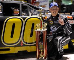NASCAR K&N Pro Series East driver Brett Moffitt