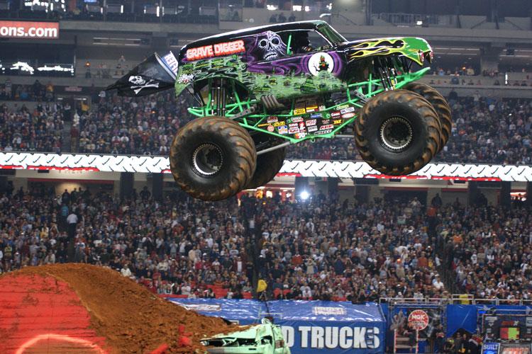 Monster Truck Insider Henry Cross Talks Monster Jam Grave
