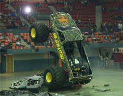 Monster Truck God Guts & Glory