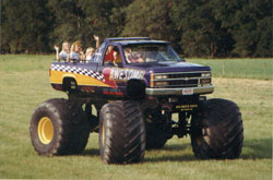Monster Truck Awesome