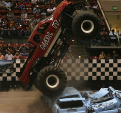 Nail It Monster Truck