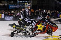 ATV freestyle rider Colten Moore