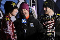 Caleb and Colton Moore of the H-Bomb team took Double-Bronze at Winter X-Games 15