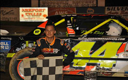 Russ Morseman says his second consecutive Woodhull Raceway Track Championship feels even better than the first.