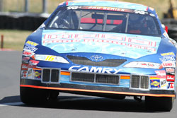 #16 HASA pool products Toyota Camry