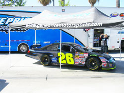 NASCAR K&N Pro Series Greg Pursley