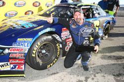 Greg Pursley won NASCAR K&N Pro Series West race at Miller Motorsports Park in Utah