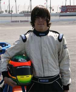 Nick Johnston of Northridge, California