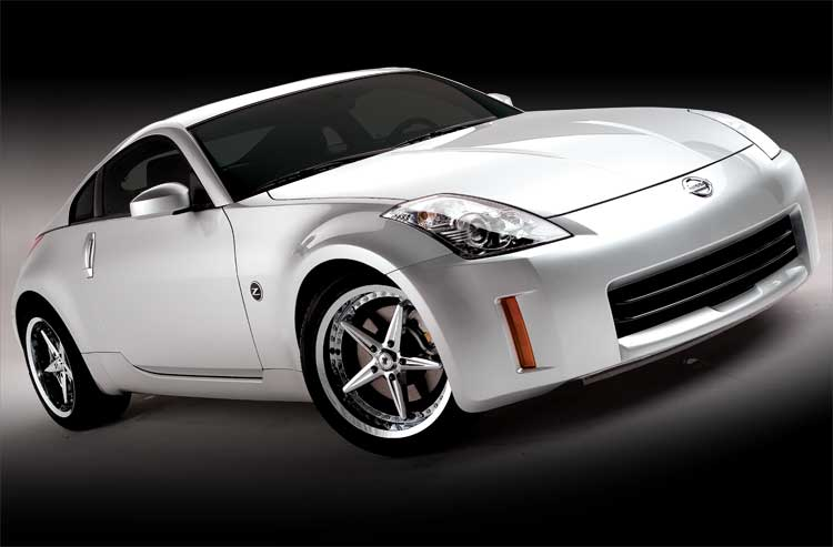 2007 and 2008 nissan 350z gains estimated 8 17 horsepower with k n