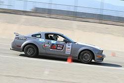 Matt Alcala at Hotchkis Cup Autocross Challenge