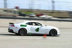 Greg Nelson at Hotchkis Cup Autocross Challenge