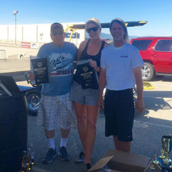 Greg Thurmond's day in Classic Muscle at Hotchkis Cup Autocross Challenge