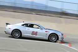 Don Ryan at Hotchkis Cup Autocross Challenge