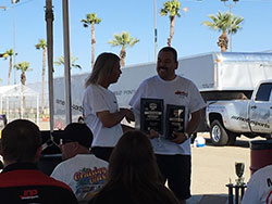 Robert Byrd at Hotchkis Cup Autocross Challenge