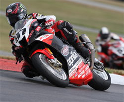 The next race in AMA Daytona SportBike Competition will be at Heartland Park, Kansas