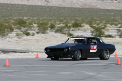 Mark Stielow ranked #1 in the 2012 OPTIMA Ultimate Street Car Invitational in his 1967 Chevy Camaro.