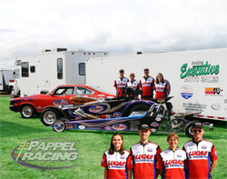 Pappel Racing Team has earned 9 Track Championships, 2 Division Six Titles and 1 National Championship.