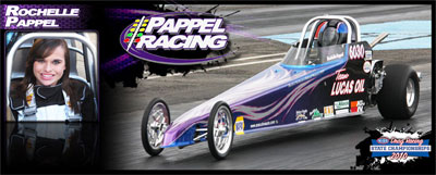 Rochelle Pappel of Papple Family Racing