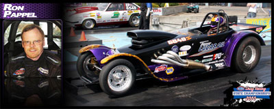 Ron Pappel of Papple Family Racing