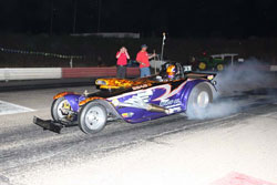 """Ron Appel earned his third consecutive """"Night Fire"""" championship in 2011 and is anticipating the 2012 season."""