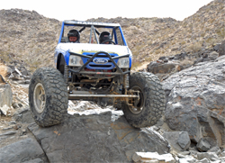 Team Lovell is ready for the 2009 King of the Hammers