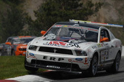 Paul Brown's second win of 2011 at Mosport positions him back on top of the SCCA Pro Racing Pirelli World Challenge season.