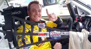 2011 SCCA Pro Racing Pirelli World Challenge Series GTS Champion Paul Brown