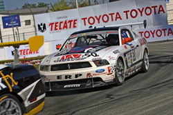 Brown says after his 2011 race calendar ends he'd love to get into Grand Am, or ALMS.