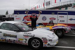 2000 Firebird NHRA Super Stock Driver Peter Biondo