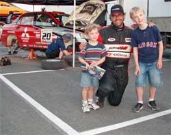 Mitsubishi Lancer Evolution 1X beat out rival Subaru Rally Team USA