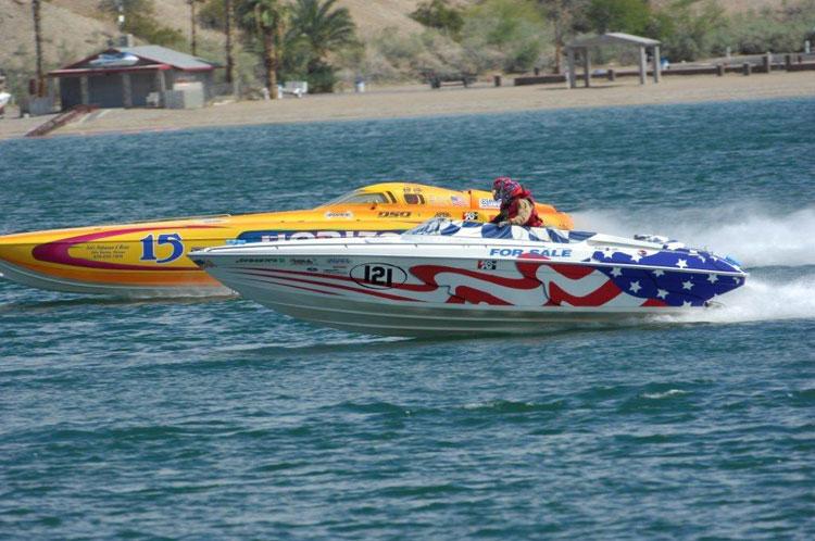 K&N's Pig Iron Racing Wins Pacific Offshore Powerboat Racing