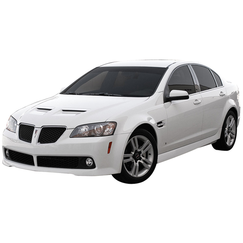 Sporty 2008 Amp 2009 Pontiac G8 V6 Sedan Gains An Extra 10
