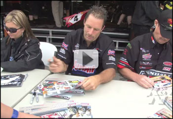 2011 K&N Horsepower Challenge with Greg Anderson, Mike Edwards and Erica Enders
